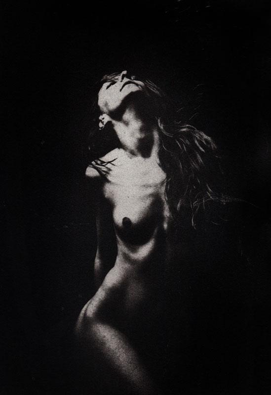 Studio nudes in oil